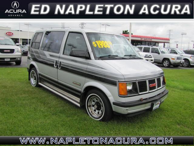 1989 GMC Safari For Sale In Elmhurst Illinois Classified