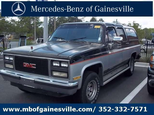 1989 gmc suburban for sale in gainesville florida classified. Cars Review. Best American Auto & Cars Review