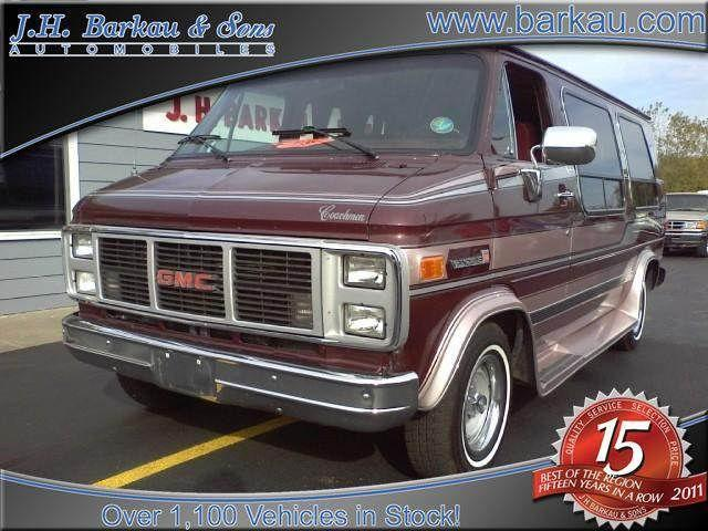 GMC Vandura Cars For Sale In The USA