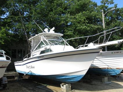 1989 Grady White 25 Sailfish