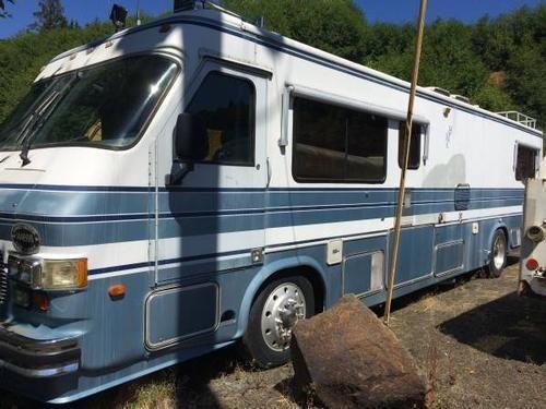1989 Hawkins Motor Coach For Sale In Longview Washington