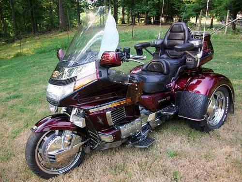 1989 honda goldwing trike for sale in loudon tennessee classified. Black Bedroom Furniture Sets. Home Design Ideas