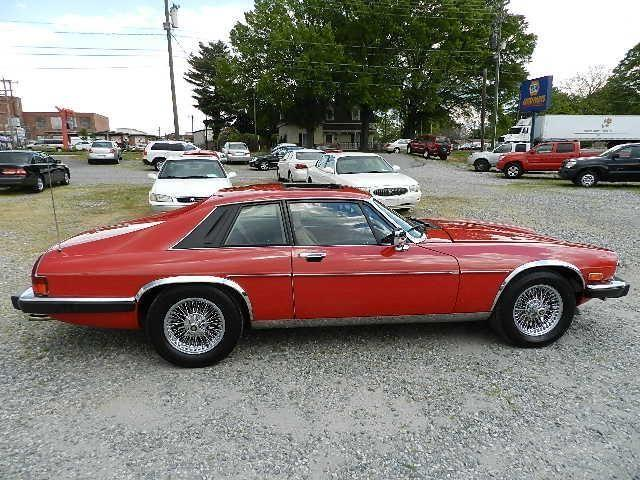 1989 Jaguar Xjs Coupe For Sale In Guthrie North Carolina