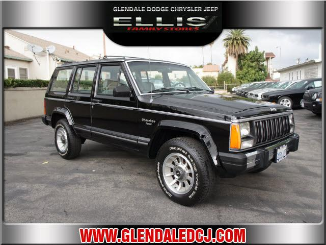 1989 jeep cherokee for sale in glendale california classified. Black Bedroom Furniture Sets. Home Design Ideas