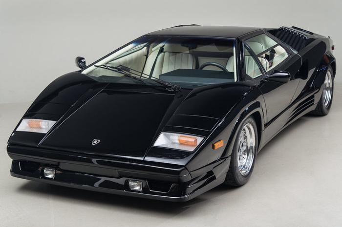 1989 Lamborghini Countach 25th Anniversary Edition P O R For Sale In