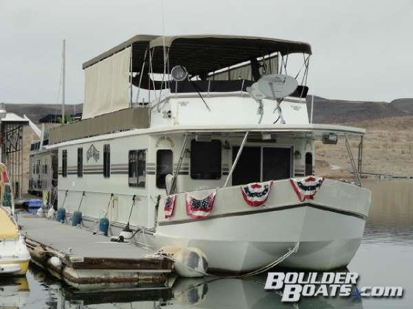 1989 Lazy Days 62 Houseboat For Sale In Henderson Nevada