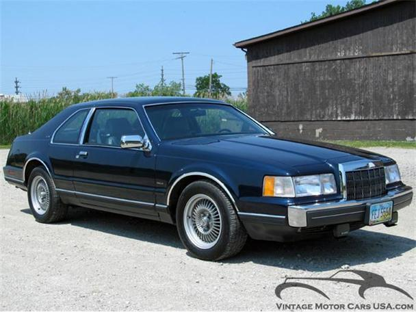 1989 lincoln mark vii 1989 lincoln mark vii car for sale