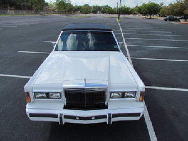 1989 Lincoln Town Car Signature For Sale In Houston Texas