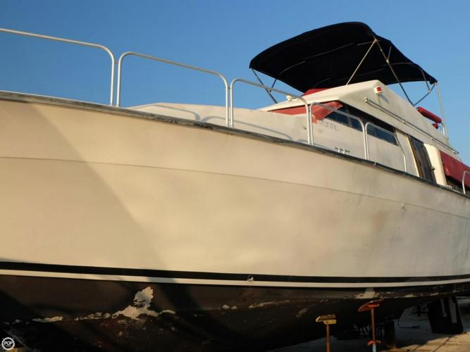Mainship new and used boats for sale in florida for 41 ft mainship grand salon
