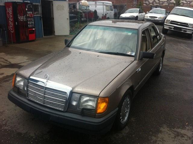 1989 mercedes benz e class 260e for sale in philadelphia for Mercedes benz for sale in pa