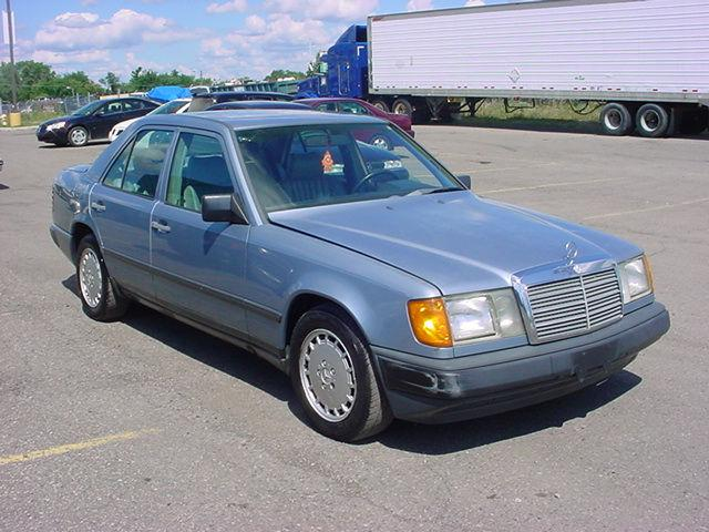 1989 mercedes benz e class 260e for sale in pontiac for 1989 mercedes benz 260e