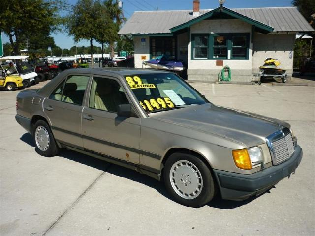 Mercedes Fort Myers >> 1989 Mercedes-Benz E-Class 300E for Sale in Deland ...