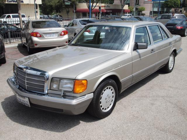 1989 mercedes benz s class 420sel for sale in alhambra for Mercedes benz alhambra