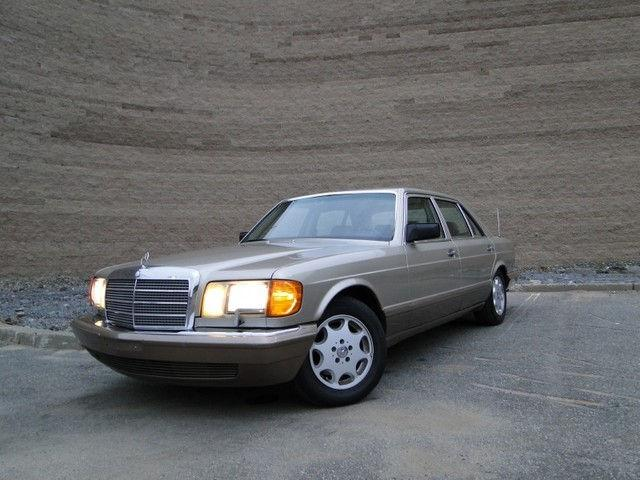 1989 mercedes benz s class 560sel for sale in riverdale for Mercedes benz 560sel for sale