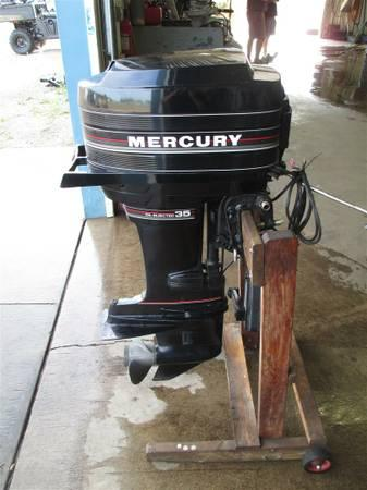 Mud Boats For Sale >> 1989 Mercury 35hp 2-Stroke - for Sale in Melrose ...
