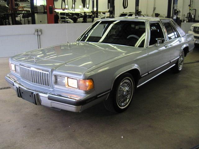 1989 mercury grand marquis ls for sale in mayfield heights. Black Bedroom Furniture Sets. Home Design Ideas