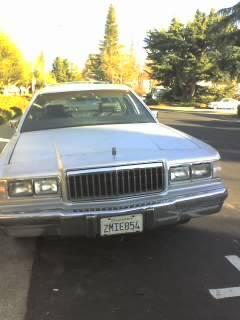 1989 Mercury Grand Marquis Ls Colony Park For Sale In