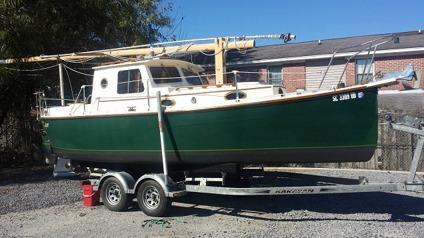 Buy Here Pay Here Tampa >> 1989 Nimble Arctic 25 Sailboat for Sale in University Of Tampa, Florida Classified ...