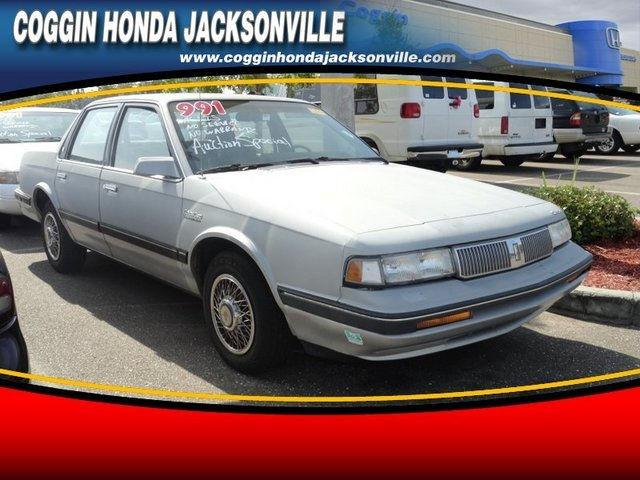 1989 oldsmobile cutlass ciera for sale in jacksonville for Coggin honda jacksonville fl