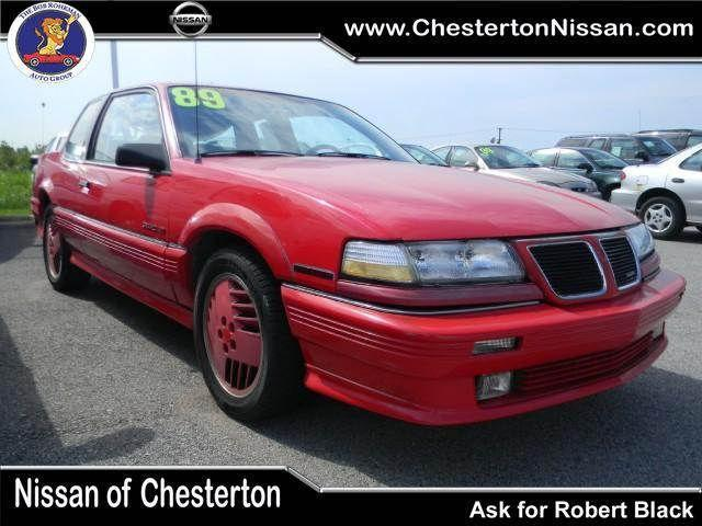 1989 Pontiac Grand Am For Sale In Burns Harbor Indiana