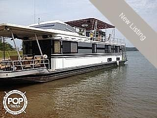 1989 Sumerset 62 Houseboat For Sale In Rogers Arkansas