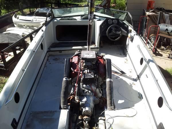 1989 Supra Tsm6 Ski Boat