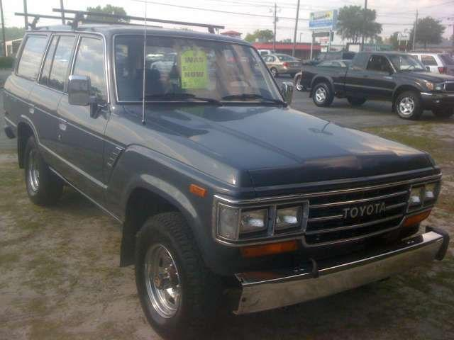 1989 Toyota Land Cruiser For Sale In Wilmington North