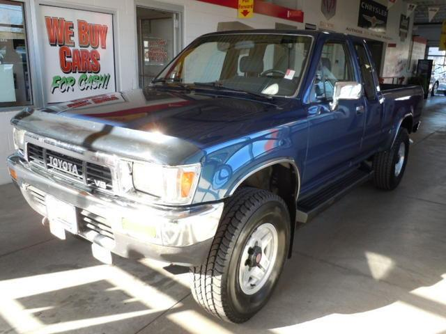 American 180 Full Auto For Sale: 1989 Toyota Pickup SR5 For Sale In Medina, Ohio Classified