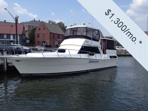 1989 Viking 44 Motoryacht 1989 Yacht In Chestertown Md