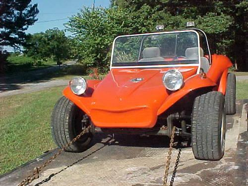 1989 Volkswagon Dune Buggy Fibergl Body For In Hogansville Georgia