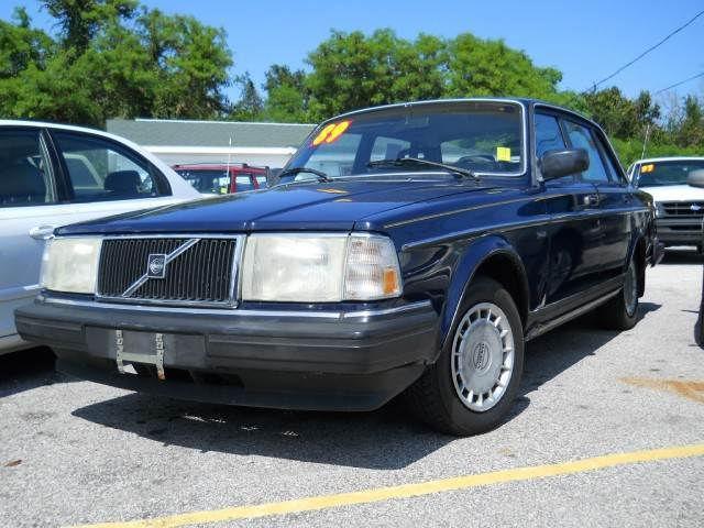 1989 volvo 240 dl 1989 volvo 240 model dl car for sale in melbourne fl 4366993577 used. Black Bedroom Furniture Sets. Home Design Ideas