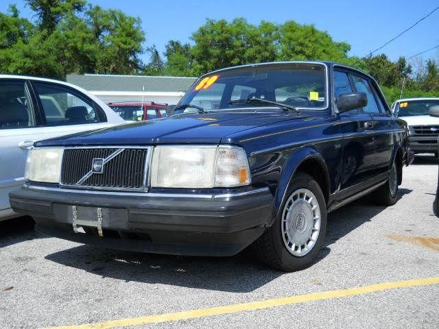 1989 Volvo 240 DL for Sale in Melbourne, Florida ...