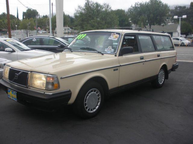 1989 volvo 240 wagon for sale in glendale california classified. Black Bedroom Furniture Sets. Home Design Ideas