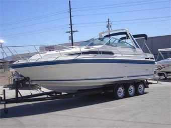 1989 27' Sea Ray Sundancer 268 for Sale in ...