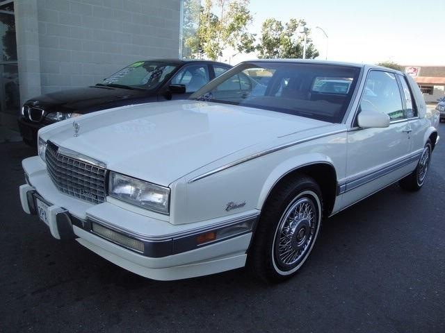 1989 cadillac eldorado for sale in san leandro california for Bay city motors san leandro ca