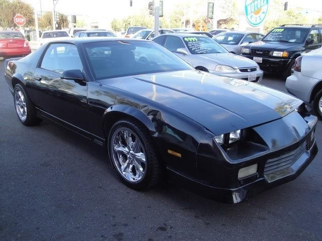 1989 chevrolet camaro rs for sale in san leandro california classified. Black Bedroom Furniture Sets. Home Design Ideas