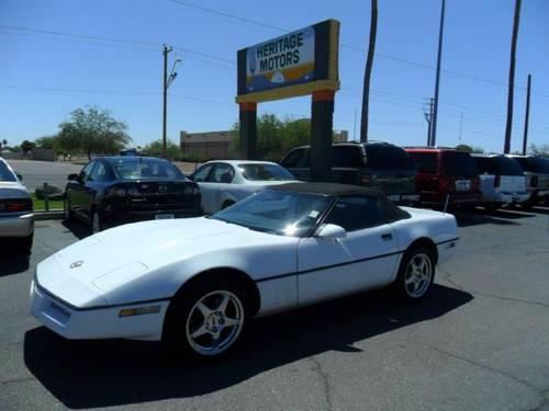 1989 chevrolet corvette convertible for sale in casa grande arizona. Cars Review. Best American Auto & Cars Review