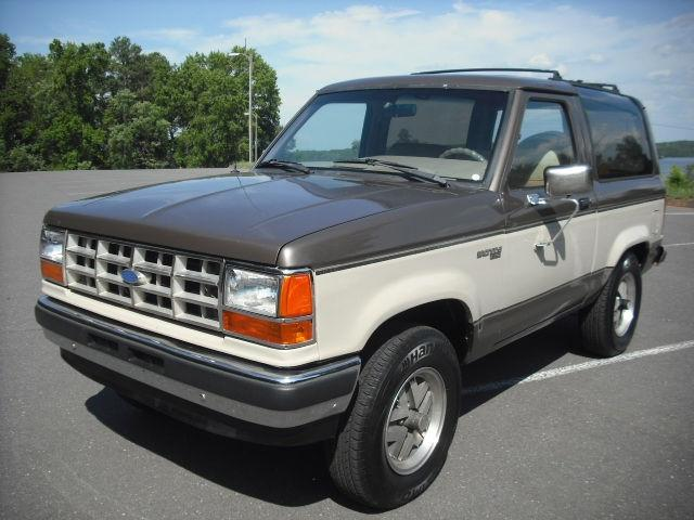1989 ford bronco ii 4wd for sale in fort lawn south carolina classified. Black Bedroom Furniture Sets. Home Design Ideas