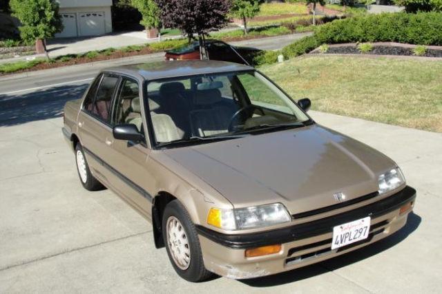 1989 honda civic lx for sale in concord california for Elite motors concord ca