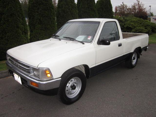 1989 toyota pickup deluxe for sale in monroe washington classified. Black Bedroom Furniture Sets. Home Design Ideas