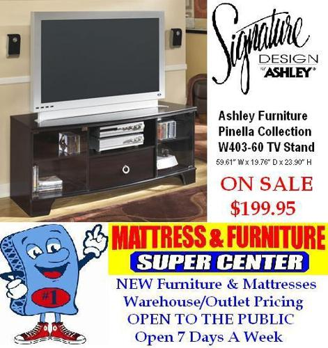 NEW Ashley Furniture W403 Pinella TV Stand For Sale In
