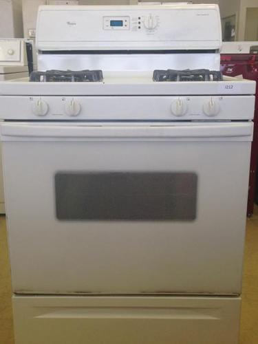 whirlpool accubake gas oven manual