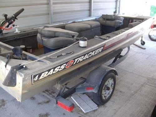 1990 bass tracker pf 16 for sale in guttenberg iowa for Tracker outboard motor parts