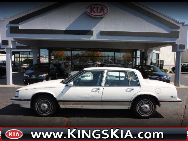Buick Electra Park Avenue Americanlisted on 1990 Buick Park Avenue Ultra