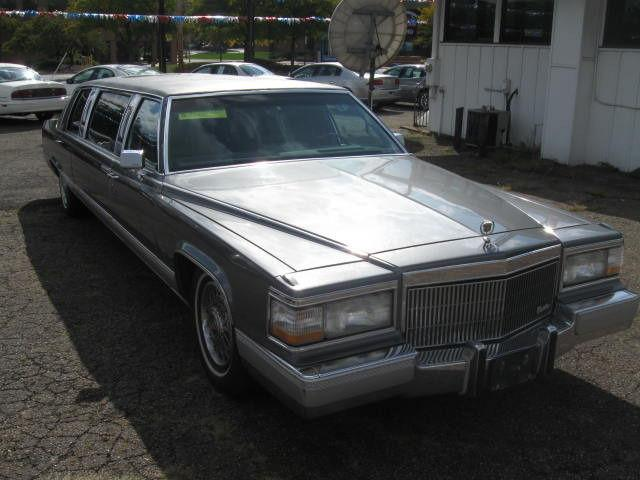 1990 cadillac brougham for sale in canton ohio classified. Black Bedroom Furniture Sets. Home Design Ideas