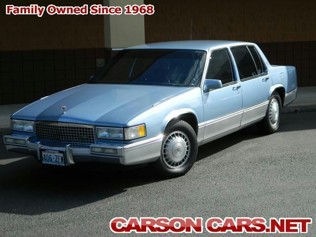 1990 cadillac deville for sale in lynnwood washington. Cars Review. Best American Auto & Cars Review
