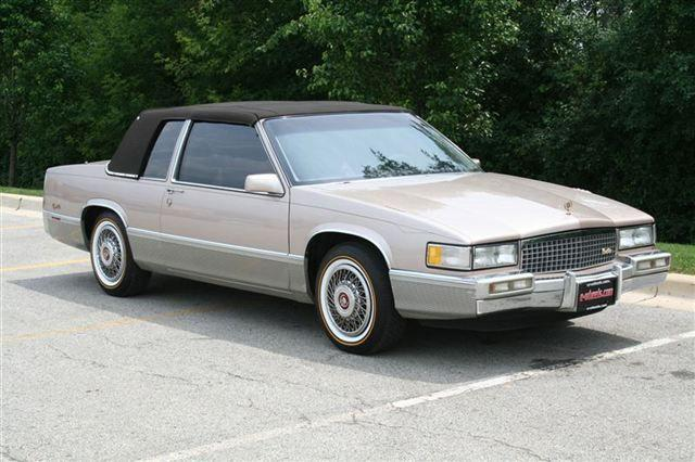1990 cadillac deville for sale in cary illinois. Cars Review. Best American Auto & Cars Review