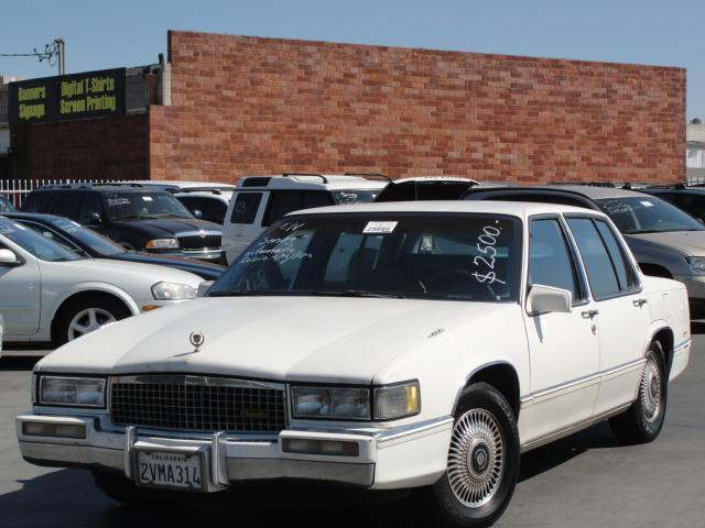 1990 cadillac deville for sale in gardena california. Cars Review. Best American Auto & Cars Review