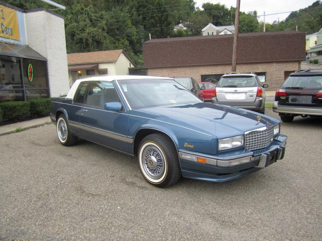 1990 cadillac eldorado for sale in bridgeport ohio. Black Bedroom Furniture Sets. Home Design Ideas
