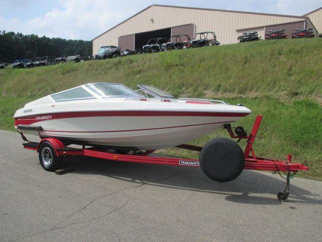 Boat: 1993 Celebrity Boats 180CX Bowrider